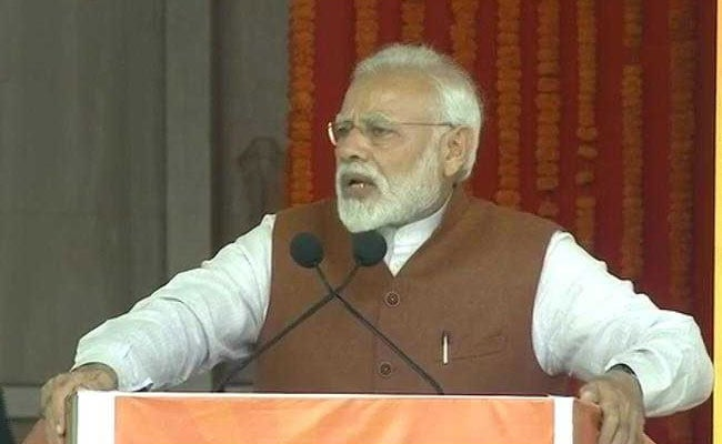 'Friends In The Opposition Are Very Funny': PM Modi At Tirupur Rally Highlights