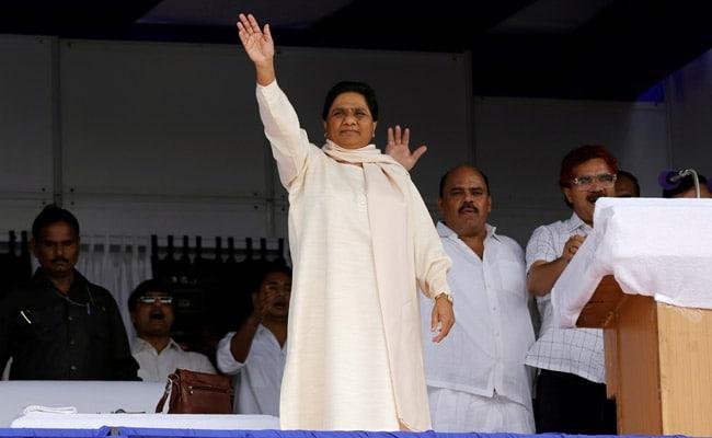 National Interest Ignored For Sake Of Chowkidar, Says Mayawati
