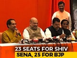 Video : Sena, BJP To Contest Polls Together, Devendra Fadnavis Cites Ideology
