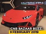 Video : Lamborghini Huracan EVO, VW Connect App, RR Velar SVAutobiography & Red Bull FMX Freestyle Stunt Show