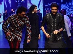 Lakme Fashion Week 2019: Full House With Janhvi And Anil Kapoor On Ramp, Ranveer Singh's Special Appearance Steals The Show