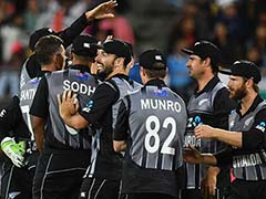 1st T20I: MS Dhoni Cameo In Vain As New Zealand Beat India By 80 Runs