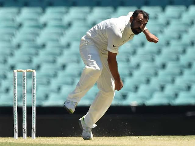 Pulwama Attack: Mohammed Shami Donates Money To Families Of Soldiers Killed