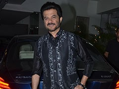 <I>Ek Ladki Ko Dekha Toh Aisa Laga</I> Star Cast Anil Kapoor, Juhi Chawla, Regina Cassandra And Others At Vidhu Vinod Chopra's <I>House Party</I>