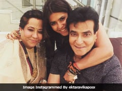 Ekta Kapoor To Host Son Ravie's <i>Naamkaran</i> Ceremony Next Week: Report