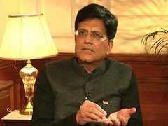 """Congress Has Been Removing Poverty Since I Was 7"": Piyush Goyal"