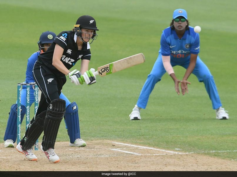 India Vs New Zealand Women ODI Series Won By India After Lossing Last Match