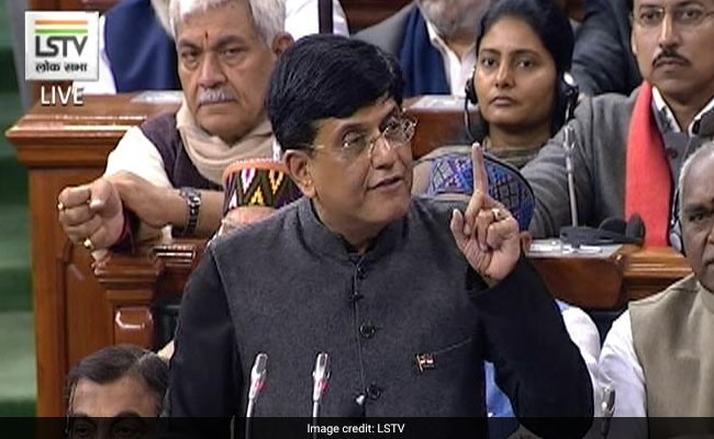 People With Income Upto Rs 9.5 Lakh Can Avoid Tax, Says Finance Minister