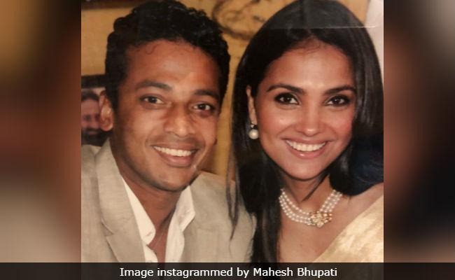Lara Dutta's ROFL Comeback On Mahesh Bhupathi's Cheeky Anniversary Post Is Couple Goals
