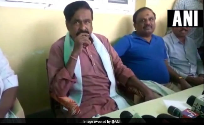 'BJP Offered 30 Crores To Quit', Says Lawmaker Of HD Kumaraswamy's Party