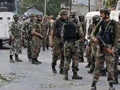 Nearly 10,000 Troops Airlifted To Srinagar Amid Major Crackdown In J&K