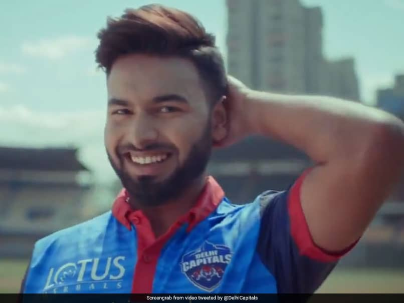 Watch: Delhi Capitals Unveil New Jersey For Upcoming Season