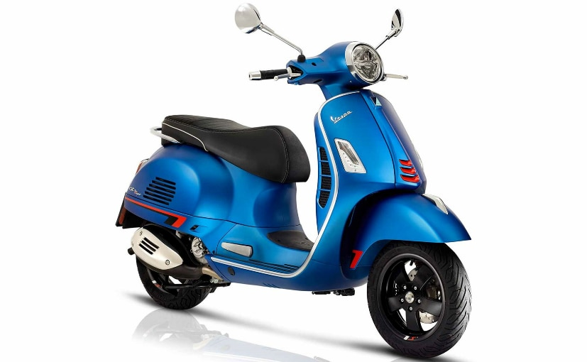 New Vespa GTS 300 HPE is the most powerful Vespa ever