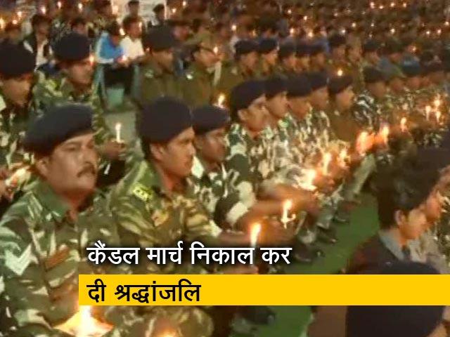 Videos : इंडिया 9 बजे: सीआरपीएफ जवानों ने अपने साथियों को याद किया