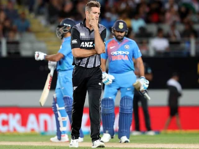 India Vs New Zealand, 2nd T20: The Series Is Now Tied 1-1 With The Decider In Hamilton On Sunday