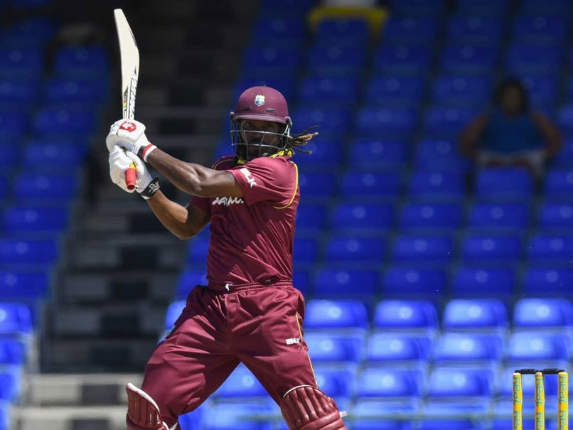 Chris Gayle Surpasses Shahid Afridi To Record Most Sixes In International Cricket