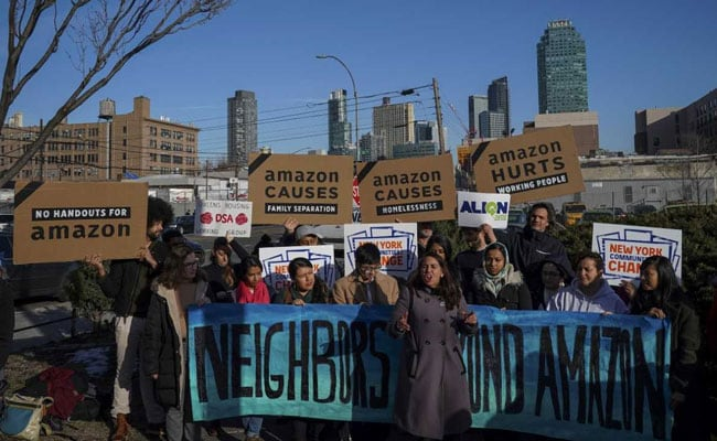 Victory Or Catastrophe? Amazon's Pull-Out Leaves New York Divided