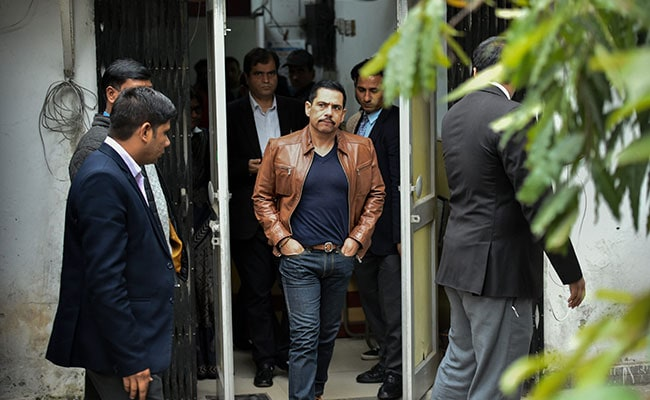 Robert Vadra Gives Style, Health Tips To Probe Officials ...