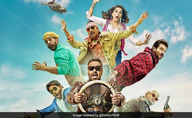 Total Dhamaal Movie Review: Ajay Devgn-Led Film Is Total Duh - 1