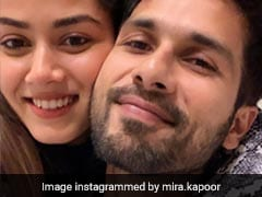 Mira Rajput's Birthday Post For 'Love Of Her Life' Shahid Kapoor Is Pure Gold