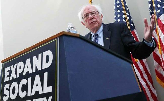 Bernie Sanders joins 2020 race, to defeat 'racist' Donald Trump