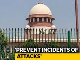 Video : Supreme Court Asks States To Prevent Attacks On Kashmiris, Social Boycott