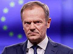 ''Special Place In Hell'' For Brexiteers With No Plan: EU's Donald Tusk