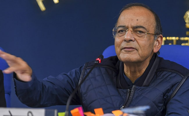 Government Exceeds Disinvestment Target In 2018-19: Arun Jaitley