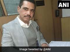 அமலாக்கத்துறை விசாரணைக்கு ராபர்ட் வதோரா ஆஜர்!