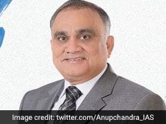 सीनियर IAS ऑफिसर राजेंद्र कुमार तिवारी ने यूपी के मुख्य सचिव का अतिरिक्त कार्यभार संभाला