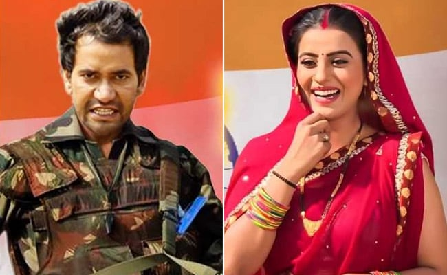 Bhojpuri Cinema: Nirahua's IAF Air Strike on Song Wired
