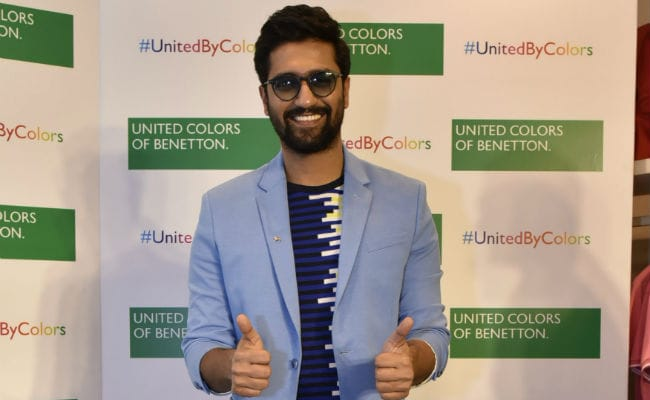 Uri Star Vicky Kaushal Says, 'Worked Really Hard To Get This Work Pressure'