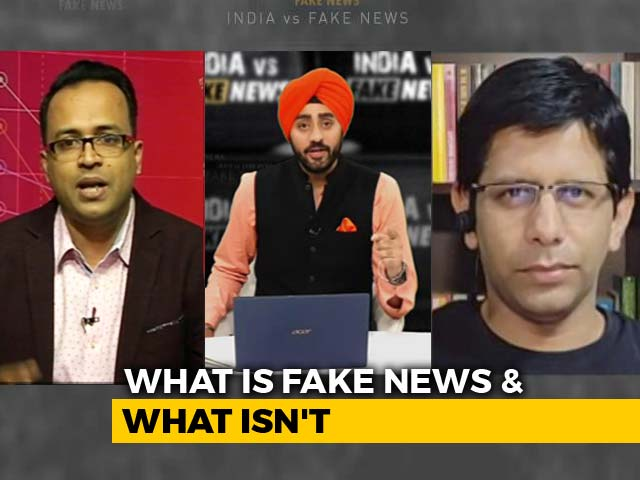 Video : Tackling Fake News In Times Of Misinformation