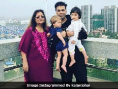 How Karan Johar Plans To Celebrate Twins Roohi And Yash's Second Birthday With Taimur, Misha And Other Kids