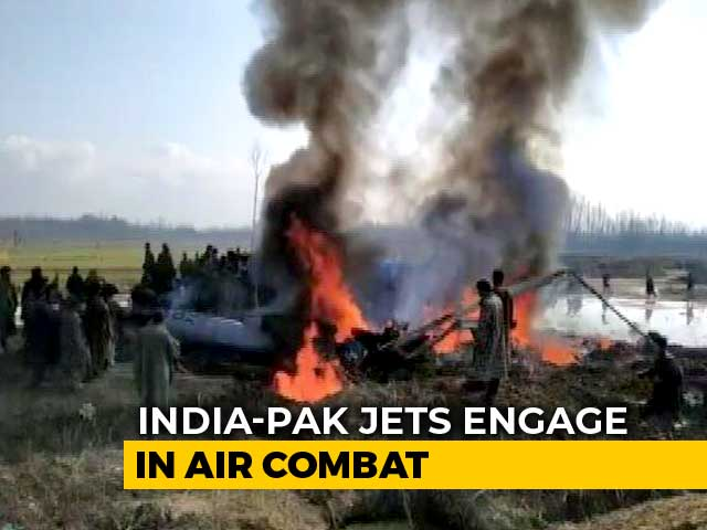 Video : 6 IAF Officers, Civilian Killed In Chopper Crash In J&K's Budgam: Police