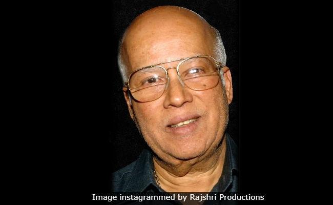 Sooraj Barjatya's Father Raj Kumar Barjatya Dies in Mumbai