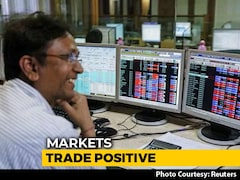 Video: Sensex Jumps Over 150 Points, Nifty Hits 10,830