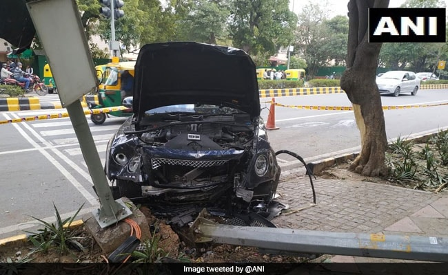 1 Dead, 3 Injured As Bentley, Driven By Tycoon Ponty Chadha's Nephew, Hits Auto