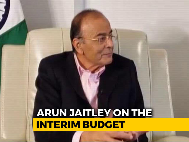 "Video : ""Don't Shed Crocodile Tears For Farmers"": Arun Jaitley To Opposition"