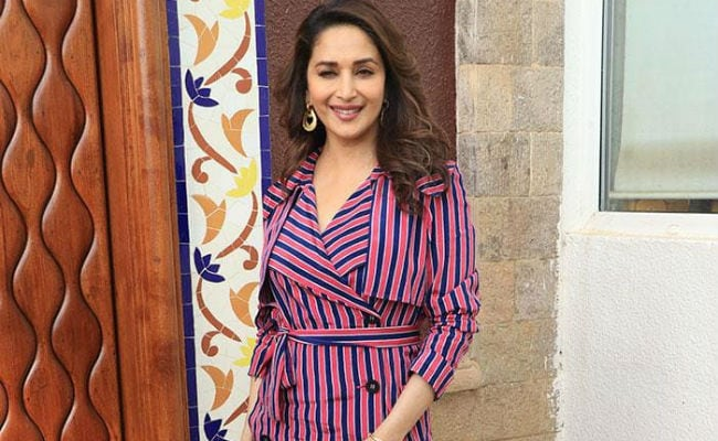 Madhuri Dixit Says That The 'Recent Atmosphere' In Bollywood Has Allowed Her To 'Explore'