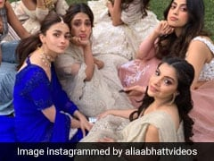 Stop Everything And Watch Alia Bhatt's Dance At Her BFF's <i>Sangeet</i>