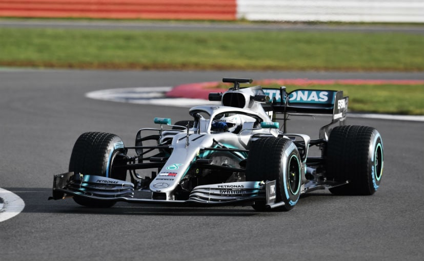 The 2019 Mercedes W10 has been redesigned to meet the new aerodynamic regulations