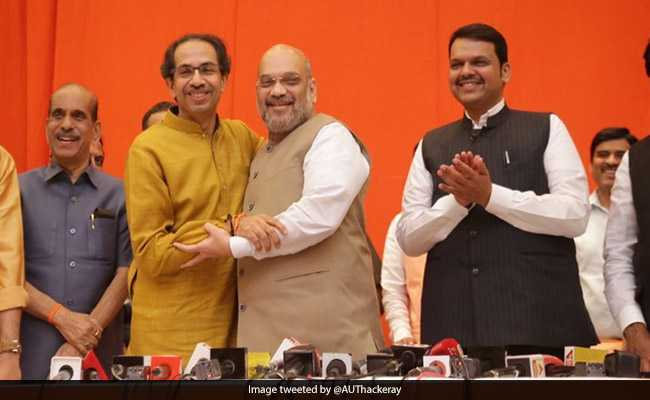 Uddhav Thackeray On Why Sena Joined Hands With BJP