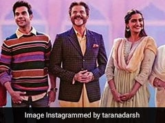 <I>Ek Ladki Ko Dekha Toh Aisa Laga</i> Box Office Collection Day 5: Sonam Kapoor's Film Is Just Past 17 Crore