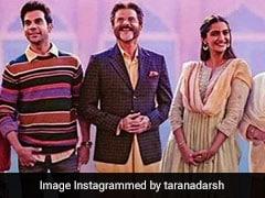 <I>Ek Ladki Ko Dekha Toh Aisa Laga</i> Box Office Collection Day 5: Sonam Kapoor's Film Is Just Past 17 Crore