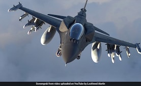 Watch: Lockheed Martin, Tatas Reveal F-21 Fighter Jet To Be Made In India
