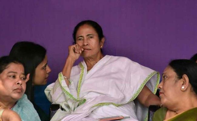 Wasn't Allowed Stay In Guest House In Bihar, Maharashtra: Mamata Banerjee