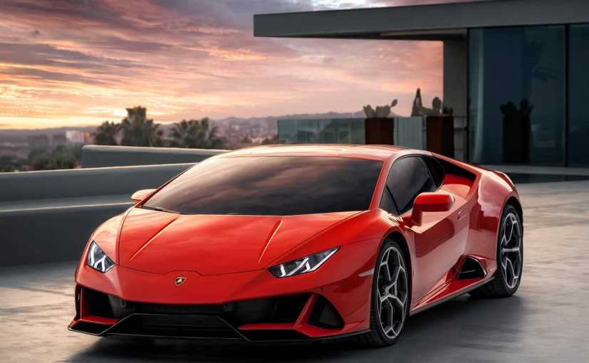 Lamborghini Huracan Evo gets a more powerful 5.2-litre V10 engine producing 631 bhp