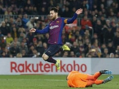 Lionel Messi Penalty Lifts Barcelona As Antoine Griezmann Eclipses Fernando Torres