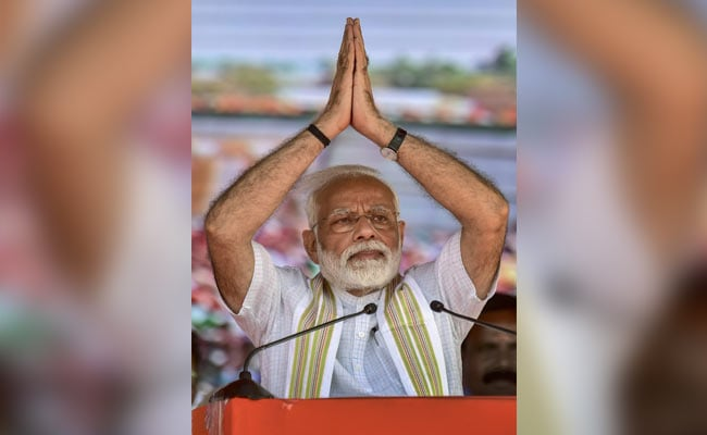 Once For Ice Cream, Now 'Family Packs' For Bail: PM Modi Mocks Congress